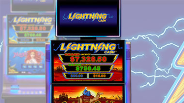 new slot machine lightning cash