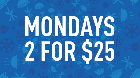 2 for $25 special on Mondays at 9 Dragons at Hollywood Casino at Charles Town Races.