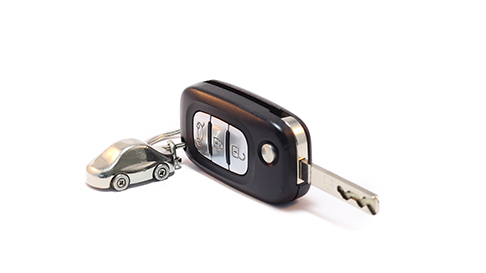 Car keys valet