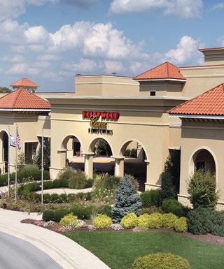 casino locations in west virginia