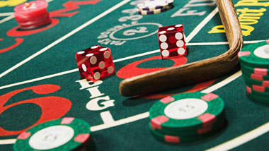Table Games Craps Dice