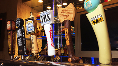 Skybox Sports Bar Craft Beer Taps