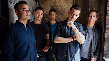 O.A.R. Live at the Event Center at Hollywood Casino at Charles Town Races.