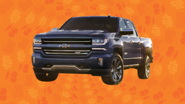 $75,000 Silverado Giveaway at Hollywood Casino at Charles Town Races